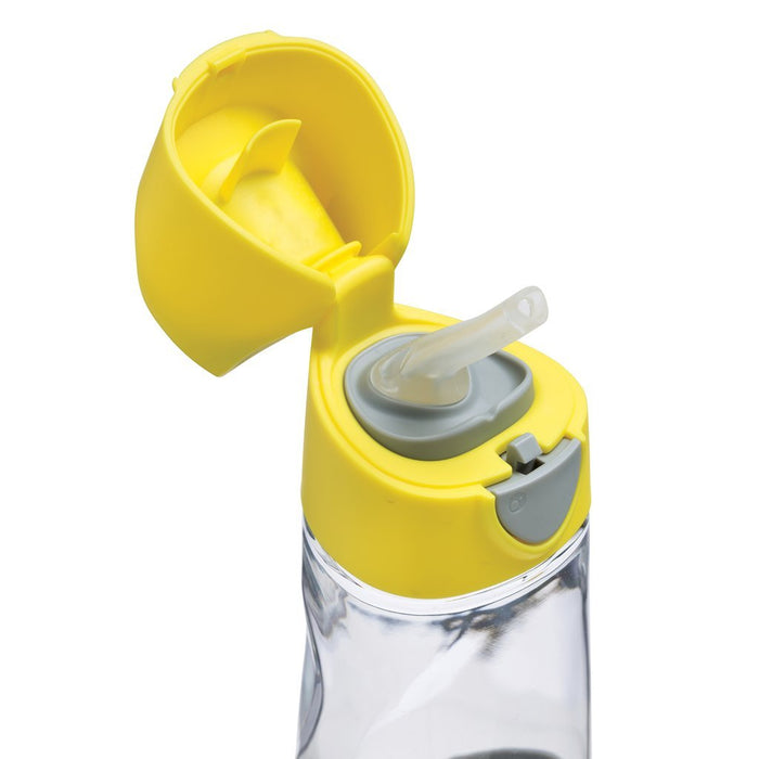 b.box Drink Bottle Tritan - Lemon Sherbet | Baby Box | NZ Baby Shop