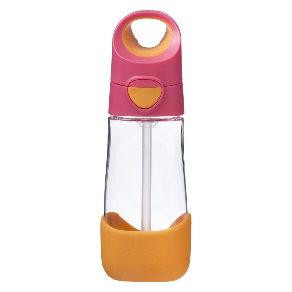 b.box Drink Bottle Tritan - Strawberry Shake | Baby Box | NZ Baby Shop