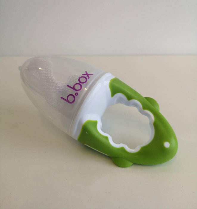 b.box - Fresh Food Feeder - Apple | Baby Box | NZ Baby Shop