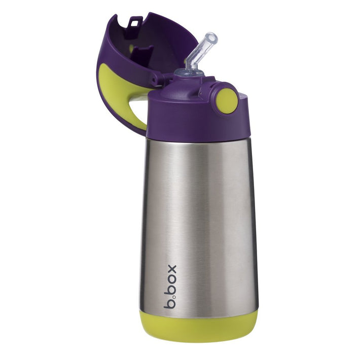 b.box Insulated Drink Bottle - Passion Splash | Baby Box | NZ Baby Shop