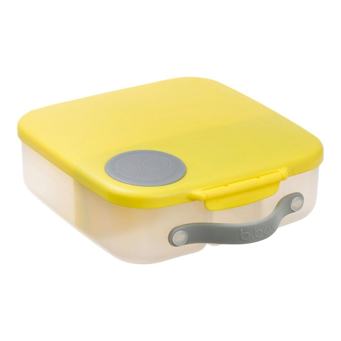 B.Box Kid's Lunchbox - Lemon Sherbet | Baby Box | NZ Baby Shop