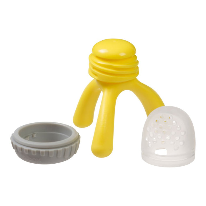 B.Box Silicon Tripod Feeder - Lemon Sherbert | Baby Box | NZ Baby Shop