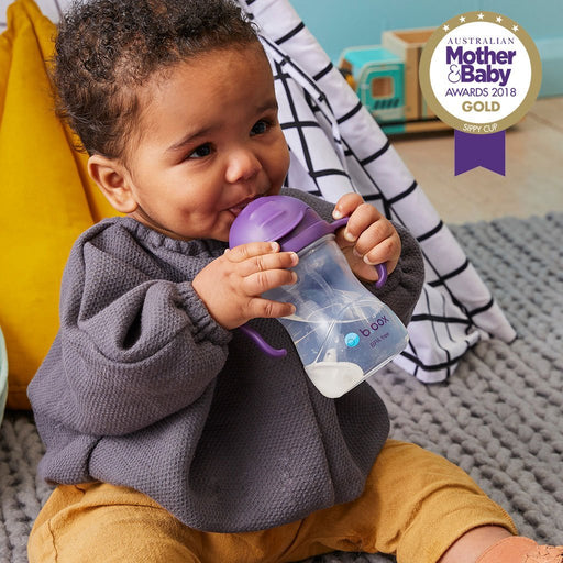 b.box - Sippy Cup - Grape | Baby Box | NZ Baby Shop