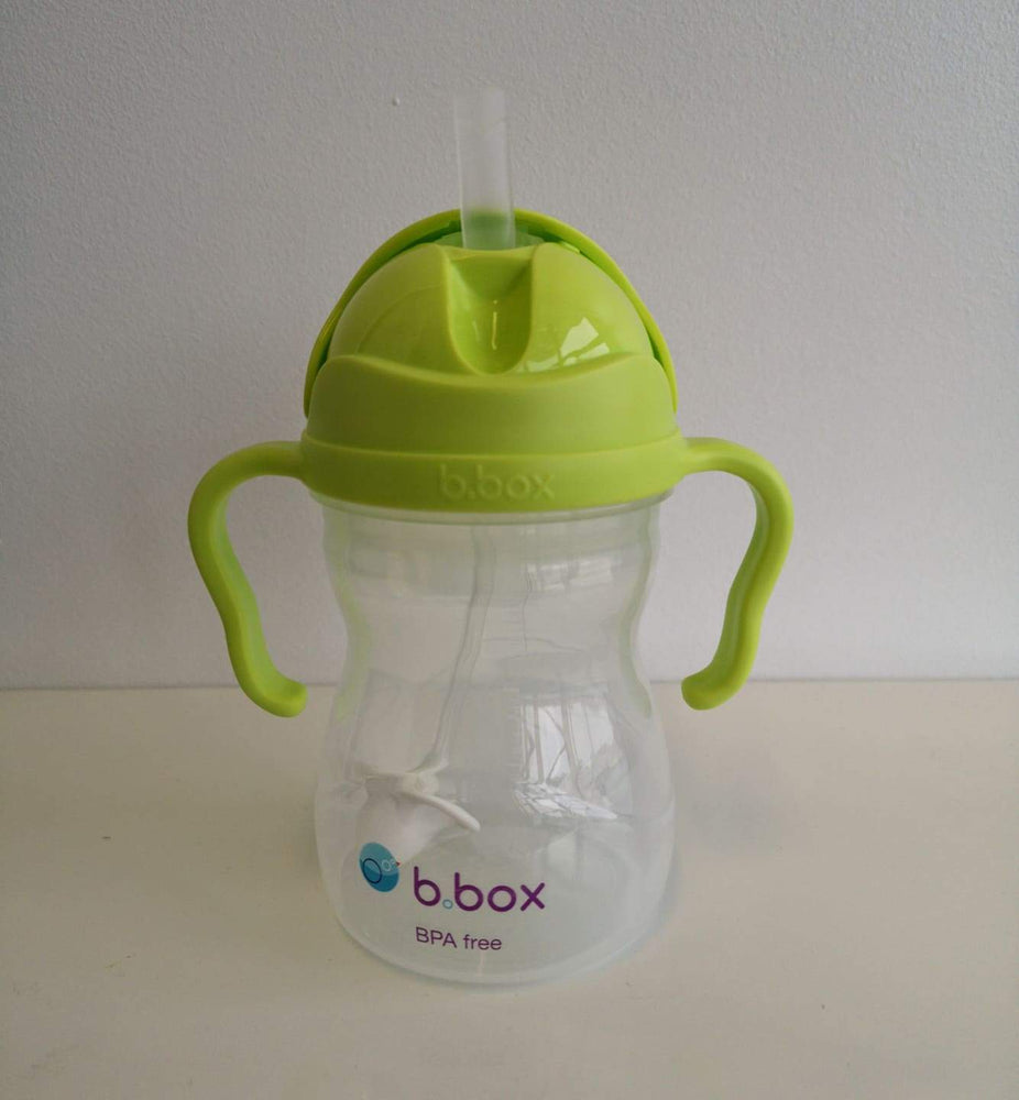 b.box - Sippy Cup - Neon Pineapple | Baby Box | NZ Baby Shop