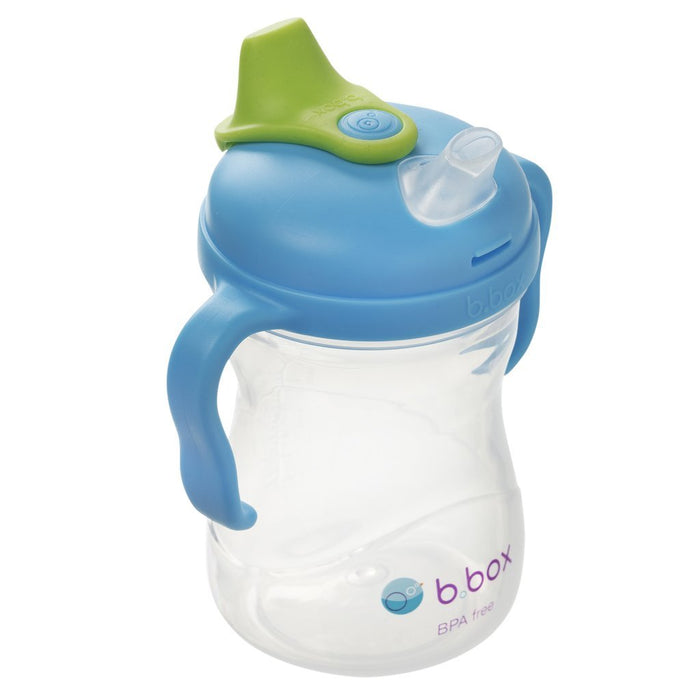 b.box Spout Cup - Blueberry | Baby Box | NZ Baby Shop