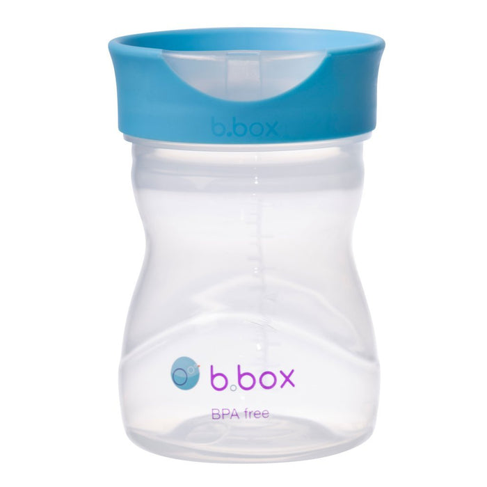 b.box Training Cup - Blueberry | Baby Box | NZ Baby Shop