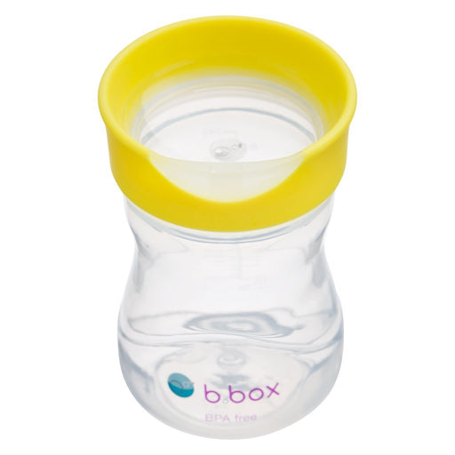 b.box Training Cup - Lemon | Baby Box | NZ Baby Shop