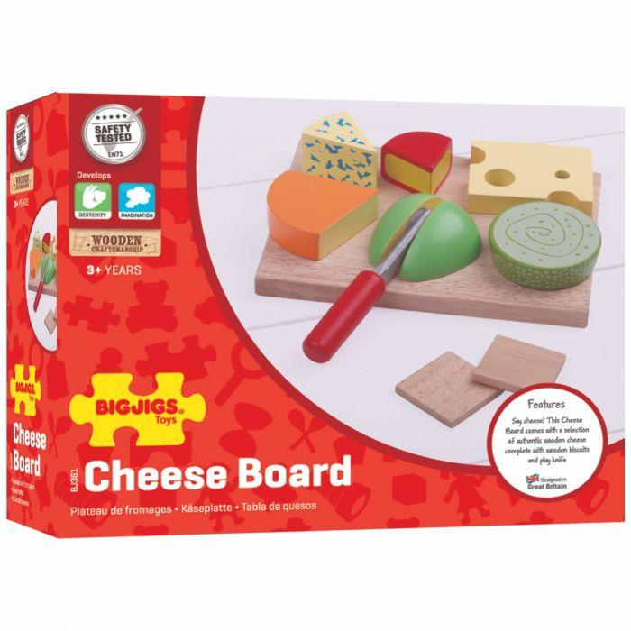 Big Jigs Cheese Board Set | Baby Box | NZ Baby Shop
