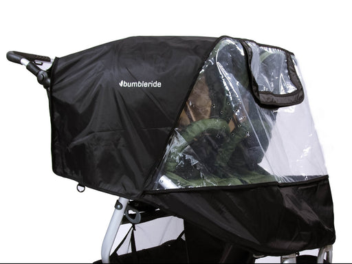 Bumbleride Indie Twin Non-PVC Rain Cover | Baby Box | NZ Baby Shop