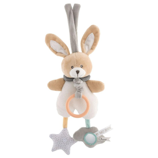 Chicco - Bunny Musical Cot Panel - My Sweet Doudou | Baby Box | NZ Baby Shop