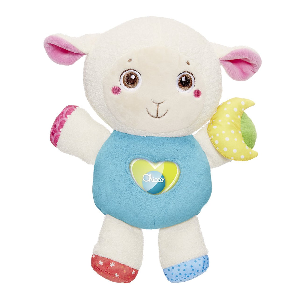 Chicco First Love Lilly Sheep Plush Night Light | Baby Box | NZ Baby Shop