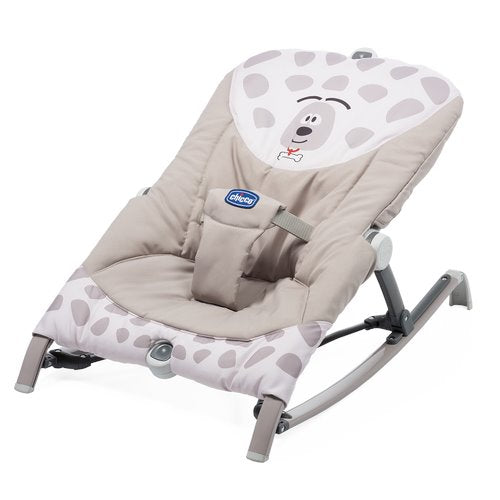Chicco Portable Bouncer - Pocket Relax Sweet Dog | Baby Box | NZ Baby Shop
