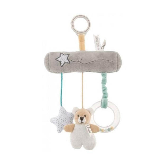 Chicco - Teddy Bear Take Along Mobile | Baby Box | NZ Baby Shop