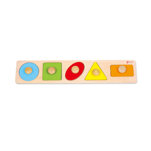Classic World Geometry Puzzle | Baby Box | NZ Baby Shop