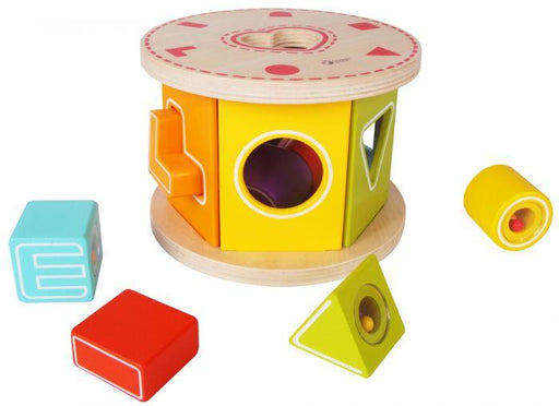 Classic World Love Shape Sorter | Baby Box | NZ Baby Shop