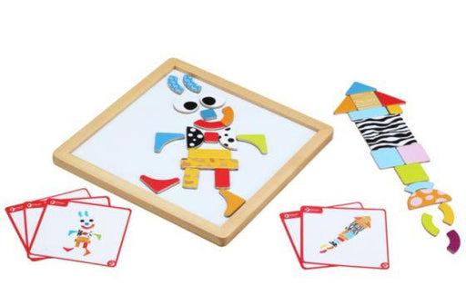 Classic World Magnetic Puzzle Box | Baby Box | NZ Baby Shop