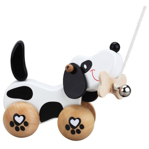 Classic World Pull Dog | Baby Box | NZ Baby Shop