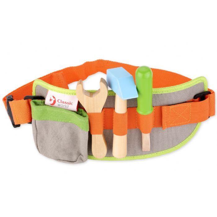 Classic World Tool Belt | Baby Box | NZ Baby Shop