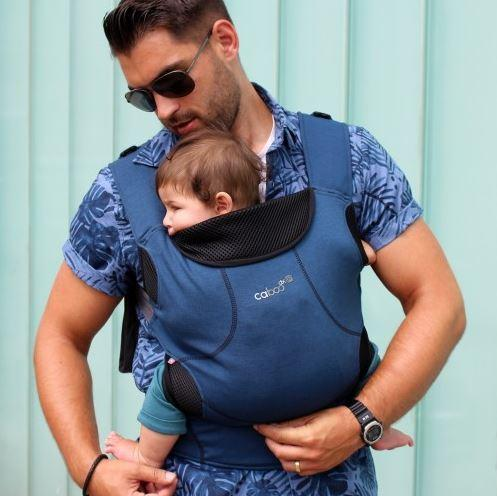 Close Pop-In Caboo DXGO Carrier | Baby Box | NZ Baby Shop