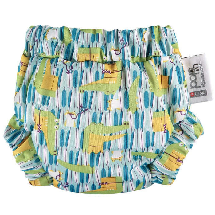 Close Pop-In Night Time Training Pants - Crocodile | Baby Box | NZ Baby Shop