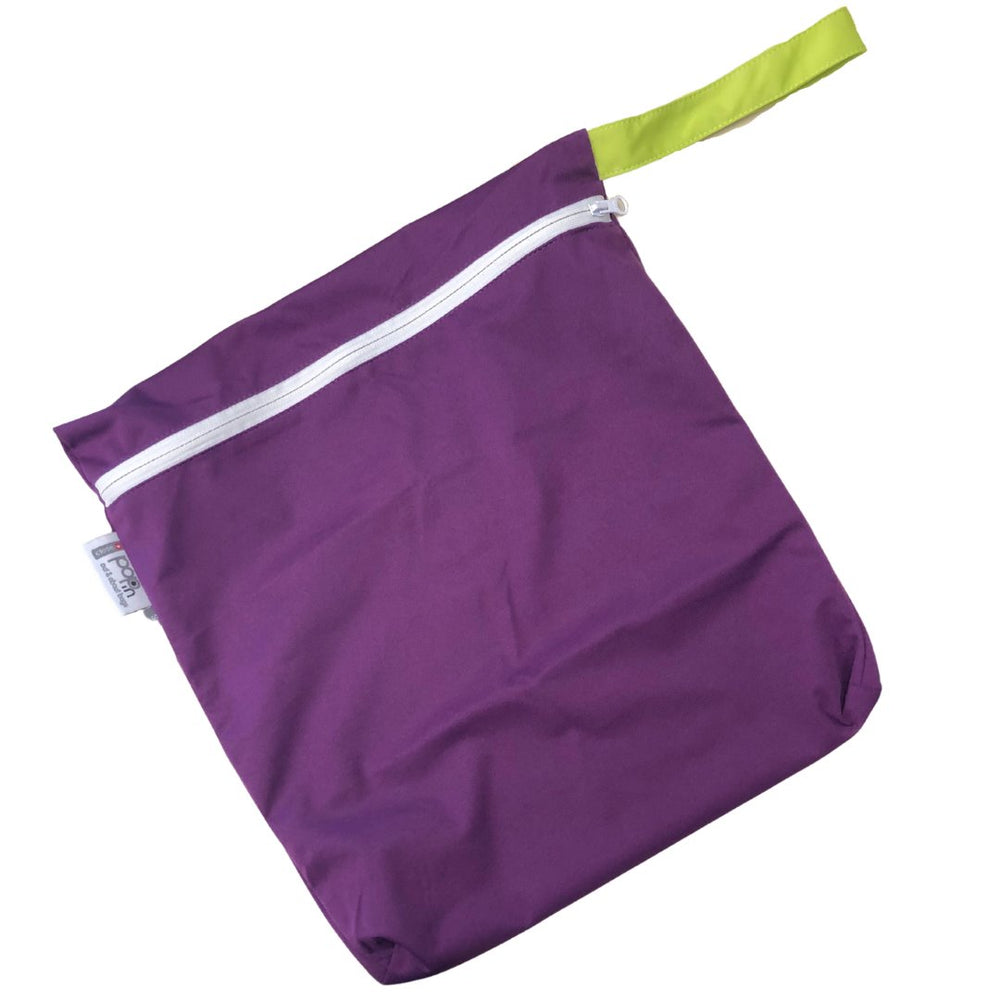 Close Pop-in Out & About Bag - Purple (Bright) | Baby Box | NZ Baby Shop