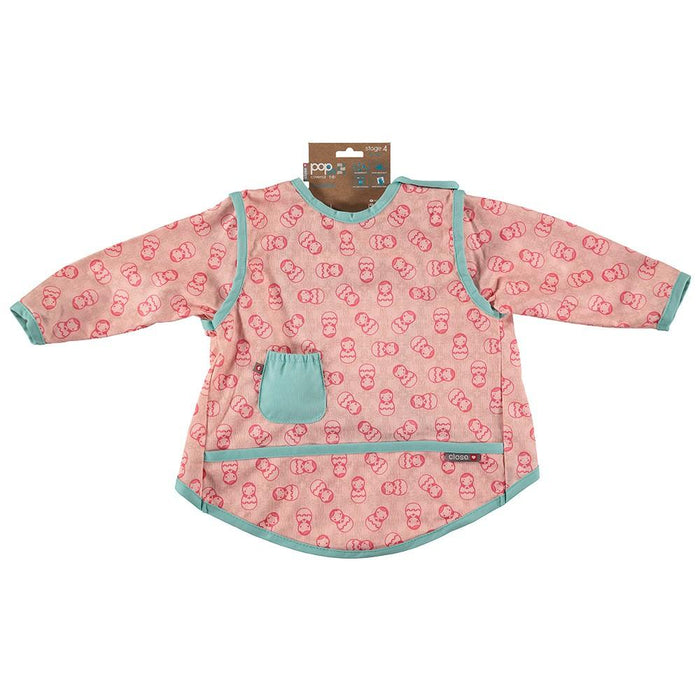 Close Pop-In Stage 4 Coverall Bib - Dolls | Baby Box | NZ Baby Shop