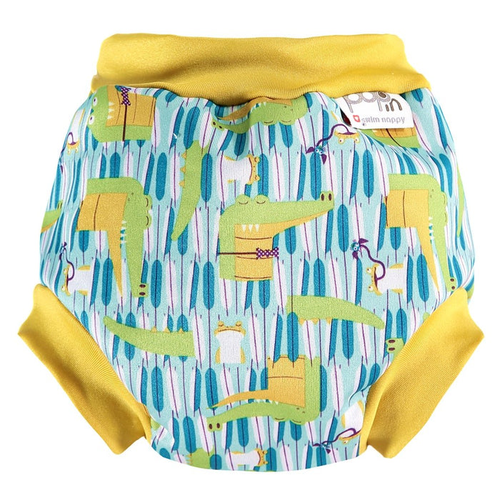 Close Pop-in Swim Nappy - Crocodile | Baby Box | NZ Baby Shop