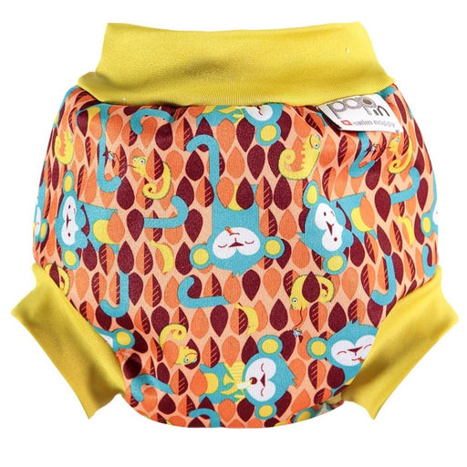 Close Pop-in Swim Nappy - Monkey | Baby Box | NZ Baby Shop