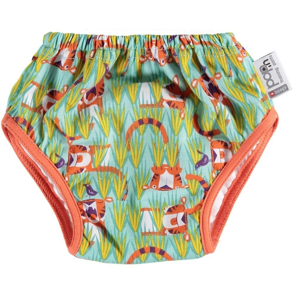 Close Pop-In Training Pants - Tiger | Baby Box | NZ Baby Shop