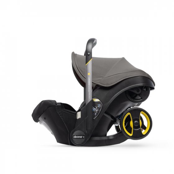 Doona Car Seat and Base - Grey Hound | Baby Box | NZ Baby Shop