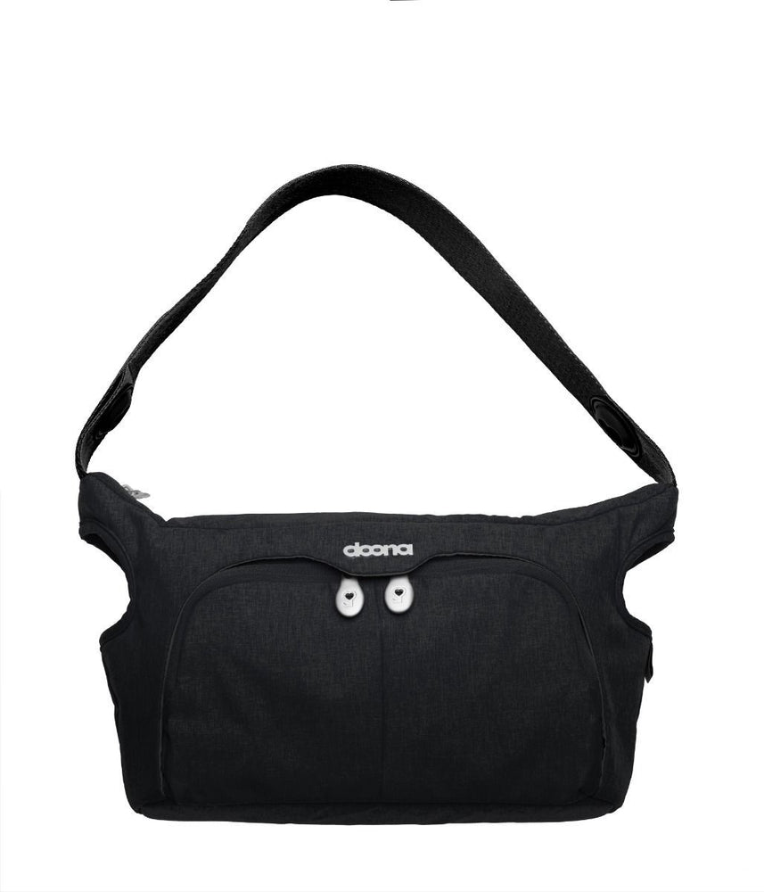 Doona Essentials Bag Black | Baby Box | NZ Baby Shop