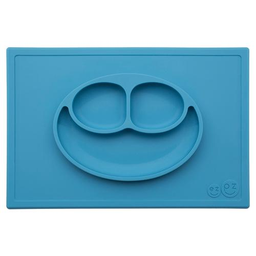 EzPz Happy Mat - Blue | Baby Box | NZ Baby Shop
