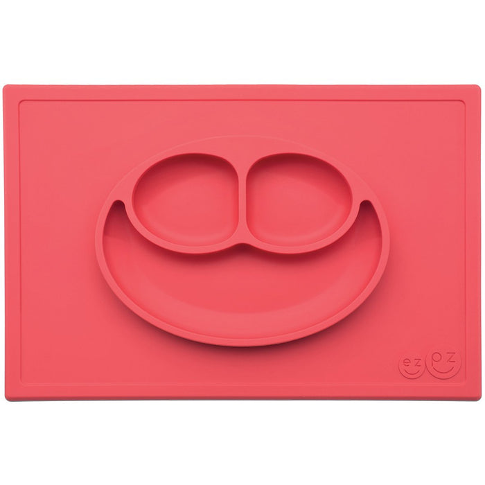 EzPz Happy Mat - Coral | Baby Box | NZ Baby Shop