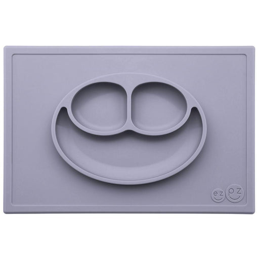EzPz Happy Mat - Pewter | Baby Box | NZ Baby Shop