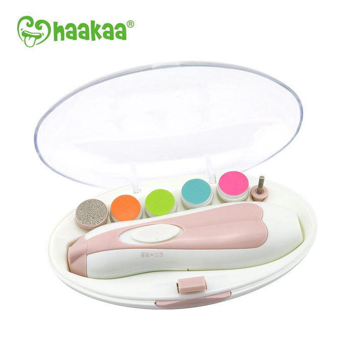 Haakaa Electric Baby Bail Care Set | Baby Box | NZ Baby Shop
