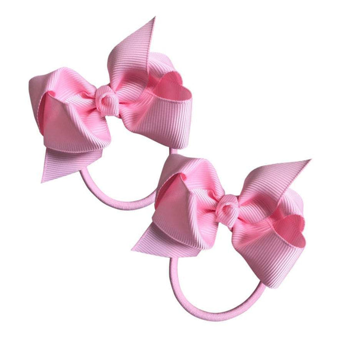 Isabella Bows - Bow Hair Ties - 2 pack | Baby Box | NZ Baby Shop