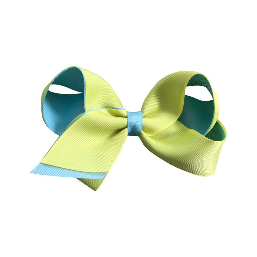 Isabella Bows - Lollipop Bow Clips | Baby Box | NZ Baby Shop