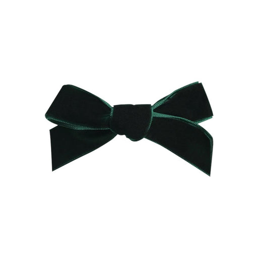 Isabella Bows - Petit French Velvet Bow Clips | Baby Box | NZ Baby Shop
