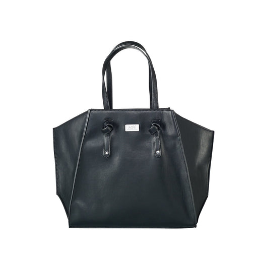 Isoki Easy Access Tote - Toorak Black | Baby Box | NZ Baby Shop