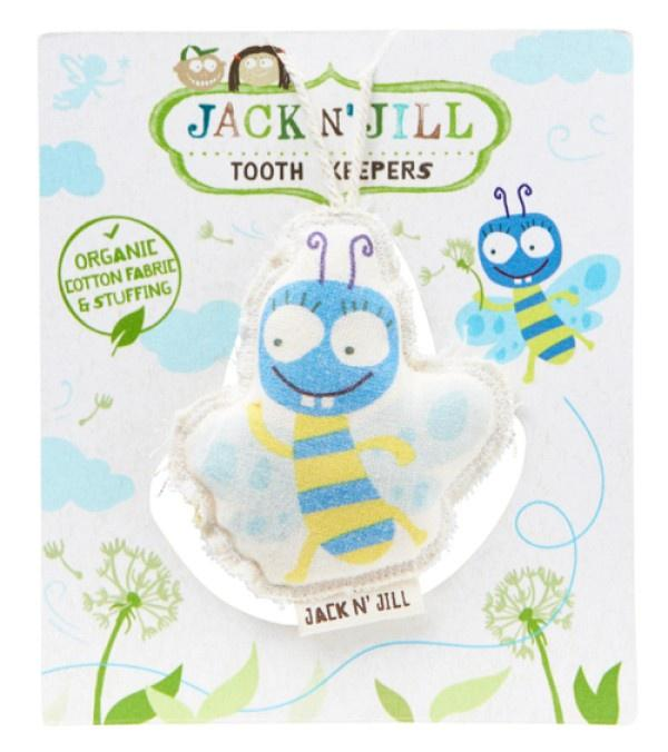 Jack N' Jill Toothkeeper - Buzzy | Baby Box | NZ Baby Shop