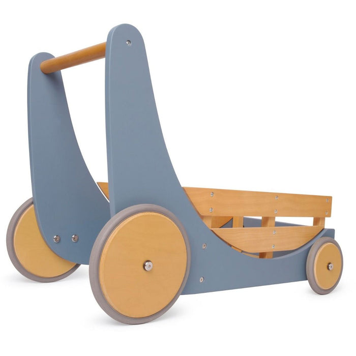 Kinderfeets Cargo Walker - Slate Blue | Baby Box | NZ Baby Shop