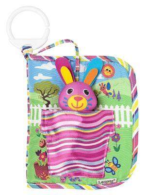 Lamaze Bella the Bunny Book | Baby Box | NZ Baby Shop