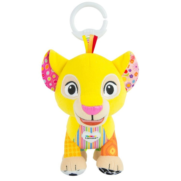 Lamaze Clip n Go - Lion King - Nala | Baby Box | NZ Baby Shop