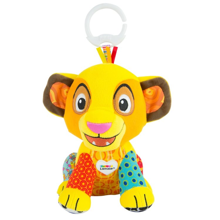 Lamaze Clip n Go - Lion King - Simba | Baby Box | NZ Baby Shop