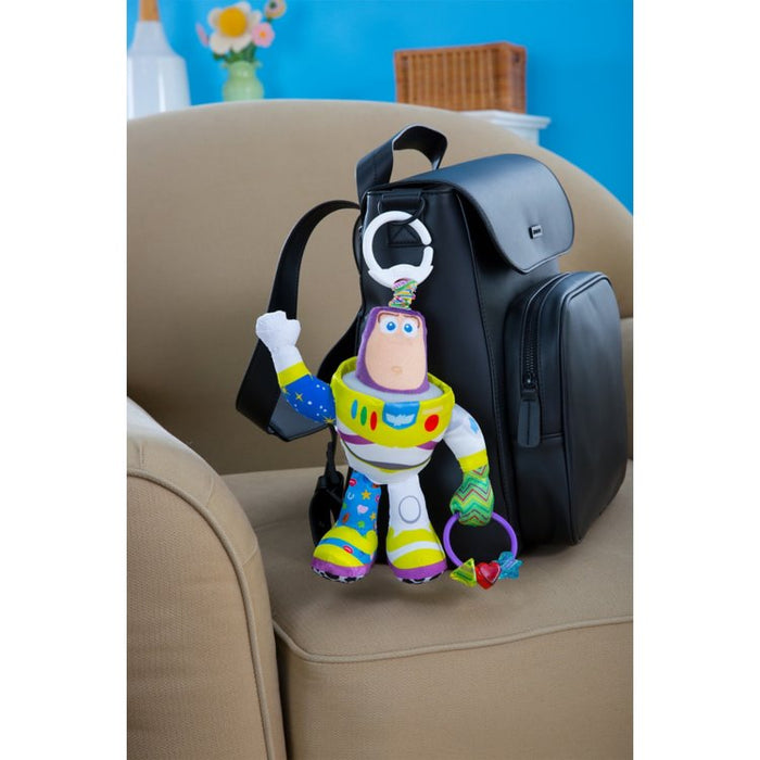Lamaze Clip n Go - Toy Story - Buzz Lightyear | Baby Box | NZ Baby Shop