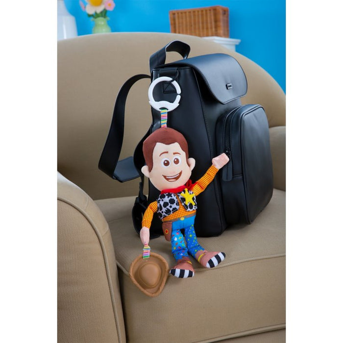 Lamaze Clip n Go - Toy Story - Woody | Baby Box | NZ Baby Shop