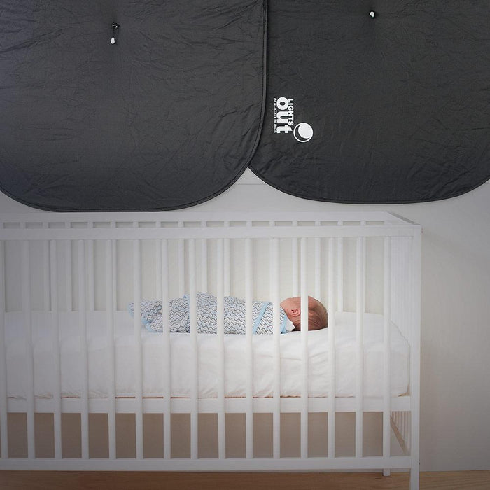 Lights Out Standard Black-out Blind - 2 Pack | Baby Box | NZ Baby Shop