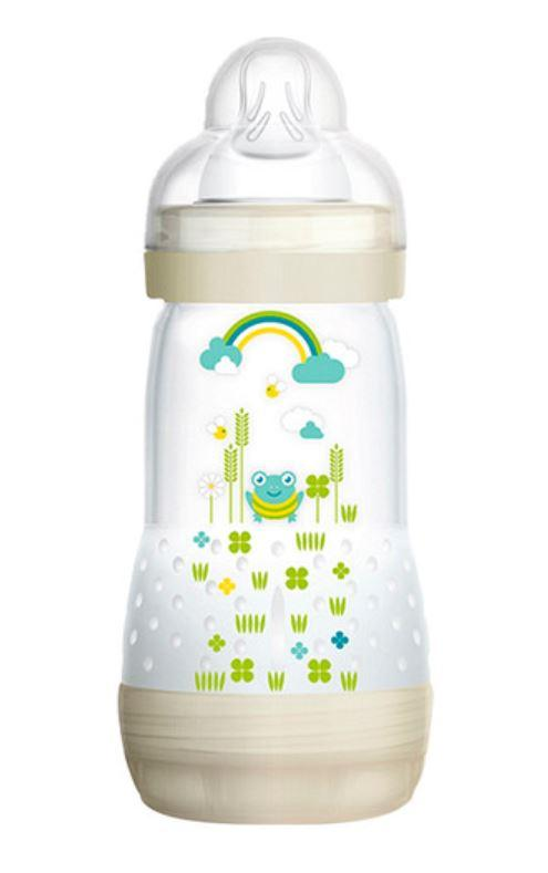 Mam Easy Start Anti-Colic Self-Sterilizing Baby Bottle - 2+ Months, 260 ML | Baby Box | NZ Baby Shop