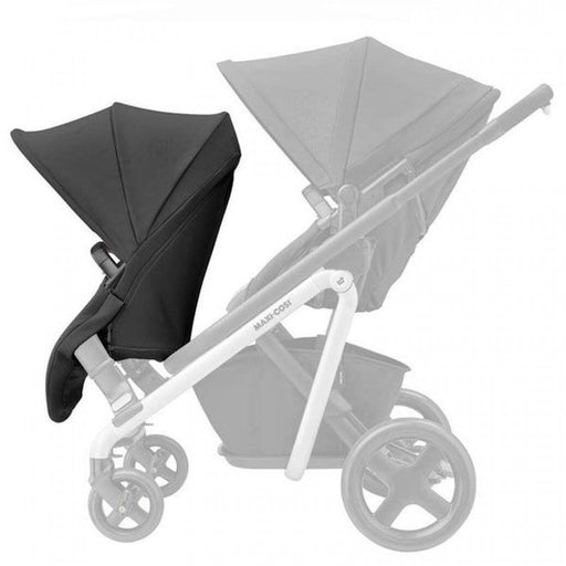 Maxi Cosi Lila 2nd / Duo Seat - Nomad Black | Baby Box | NZ Baby Shop