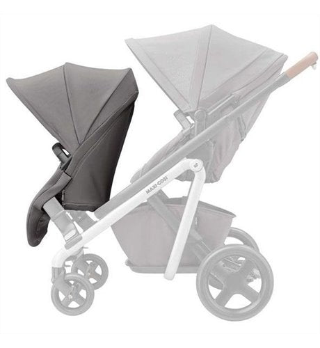 Maxi Cosi Lila 2nd / Duo Seat - Nomad Grey | Baby Box | NZ Baby Shop
